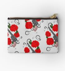 Guns and Roses Studio Pouch