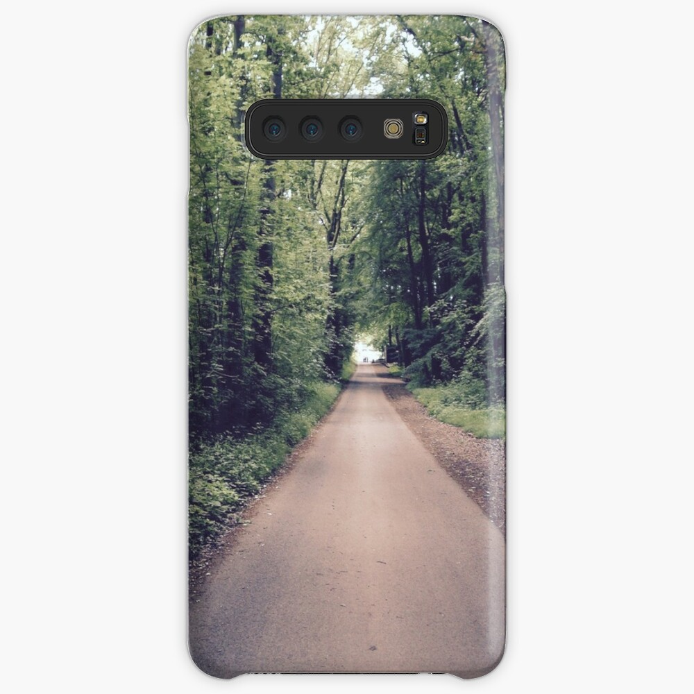Into the Woods - St. Fagans, Wales Case & Skin for Samsung Galaxy