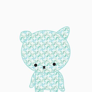 Teddy by evadelia