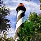 St. Augustine Light Station by Kathy Weaver
