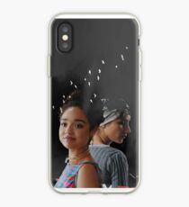 Kat + Adena  iPhone Case