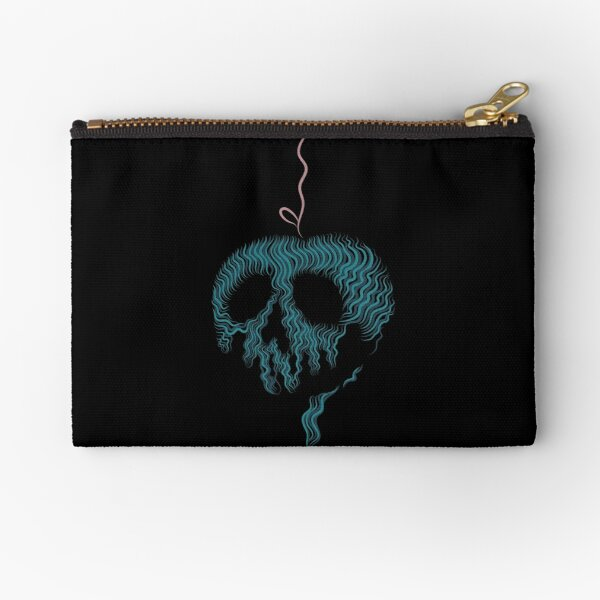Poison apple Zipper Pouch