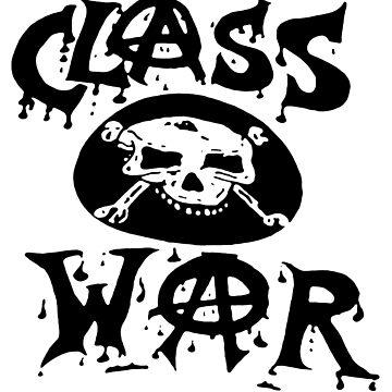 class war t shirt by vanitees5211