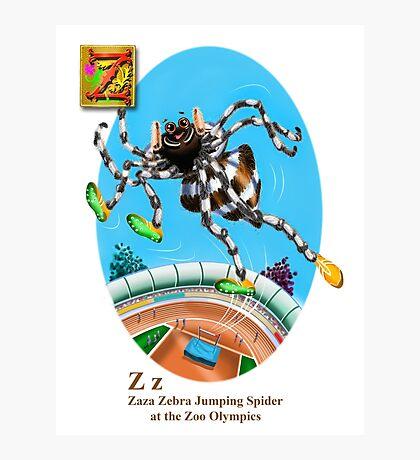 Zasa Photographic Print
