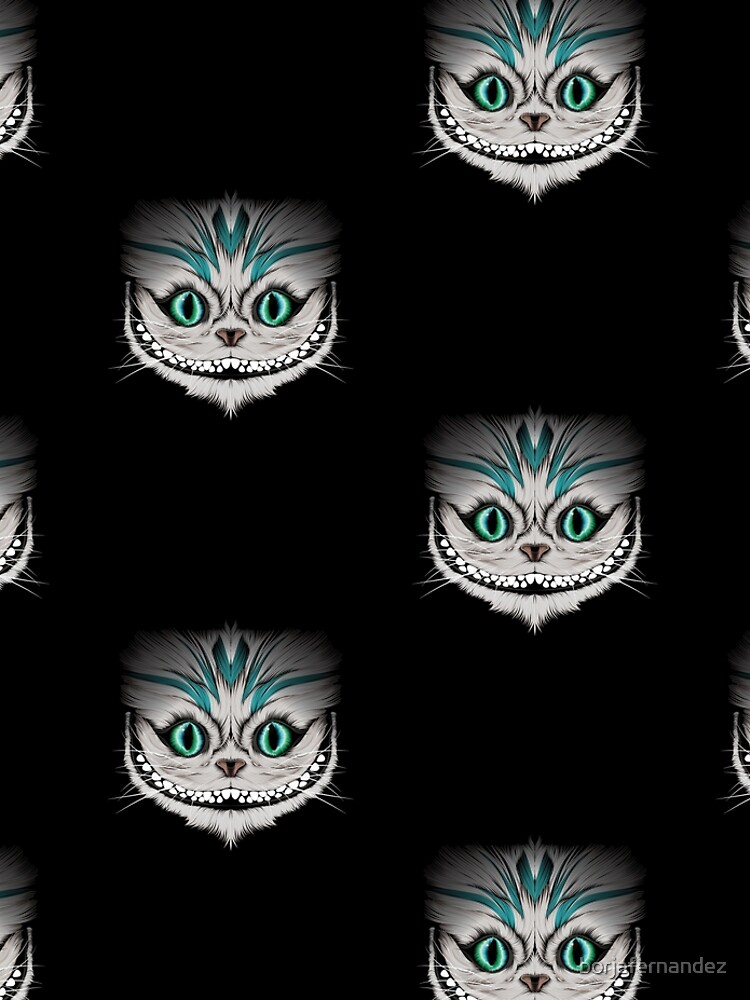 Cheshire Cat by borjafernandez