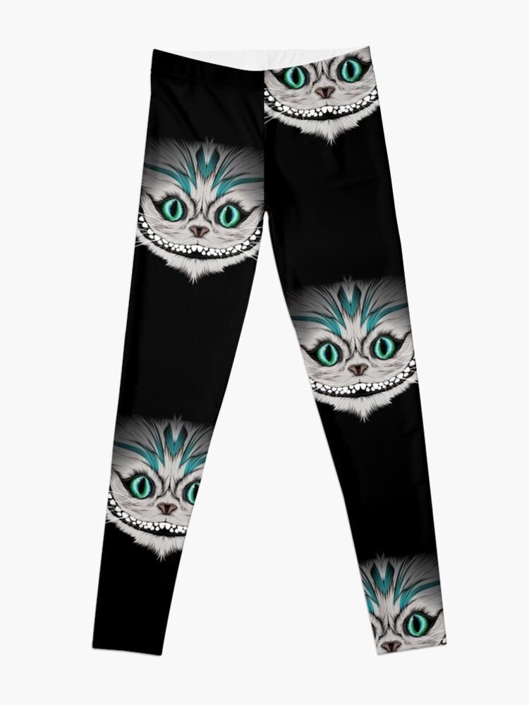 Alternate view of Cheshire Cat Leggings