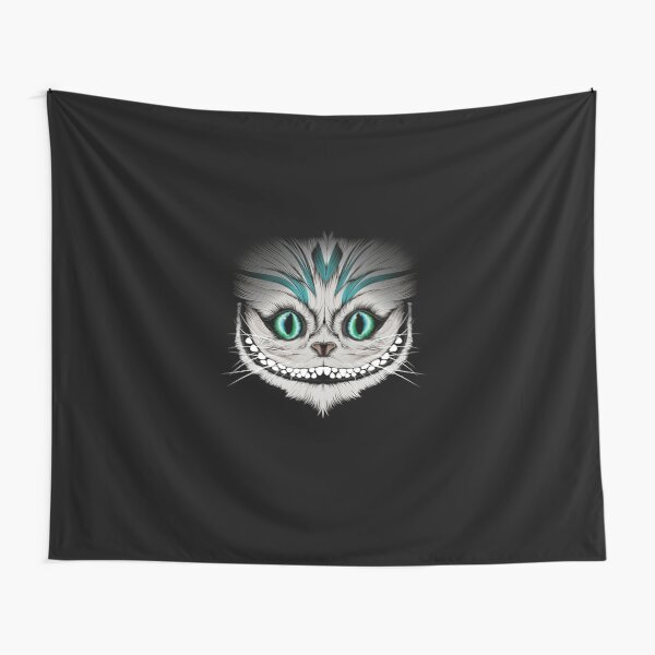 Cheshire Cat Tapestry