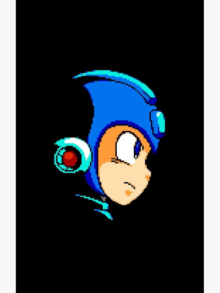 Mega Man by SenorFiredude
