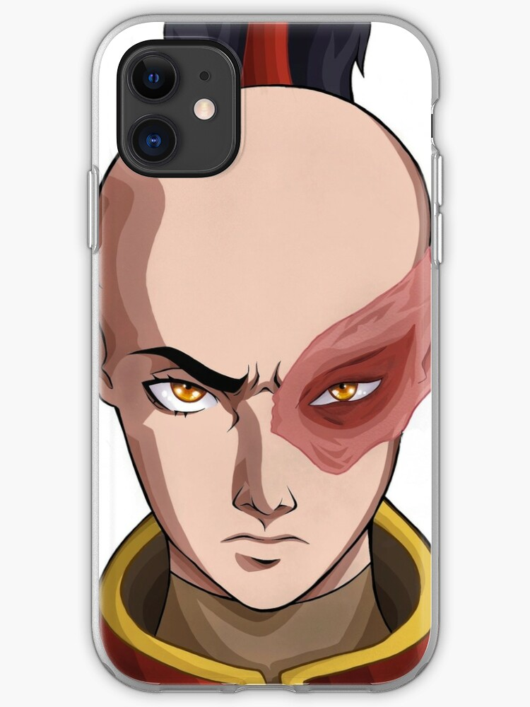 Zuko Avatar iphone 11 case