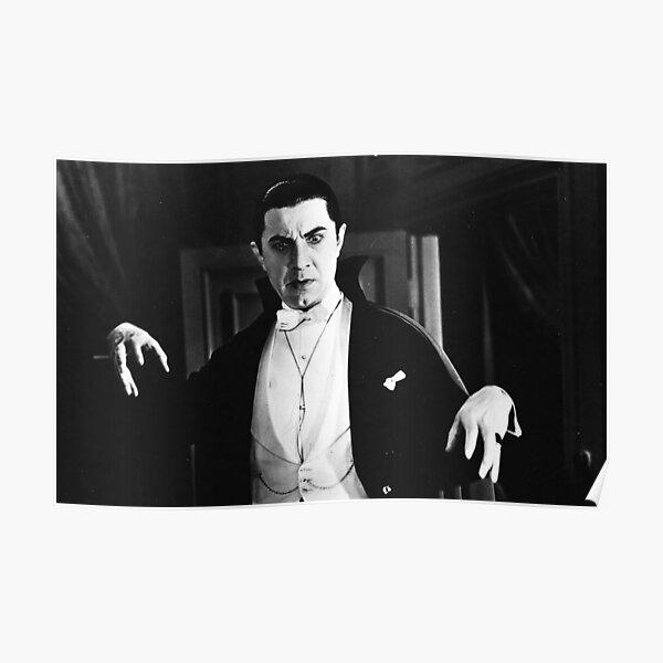Classic Dracula Poster
