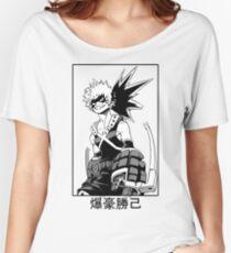 Katsuki Bakugo Women's Relaxed Fit T-Shirt
