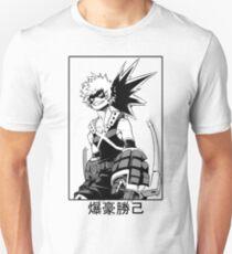 Katsuki Bakugo Unisex T-Shirt