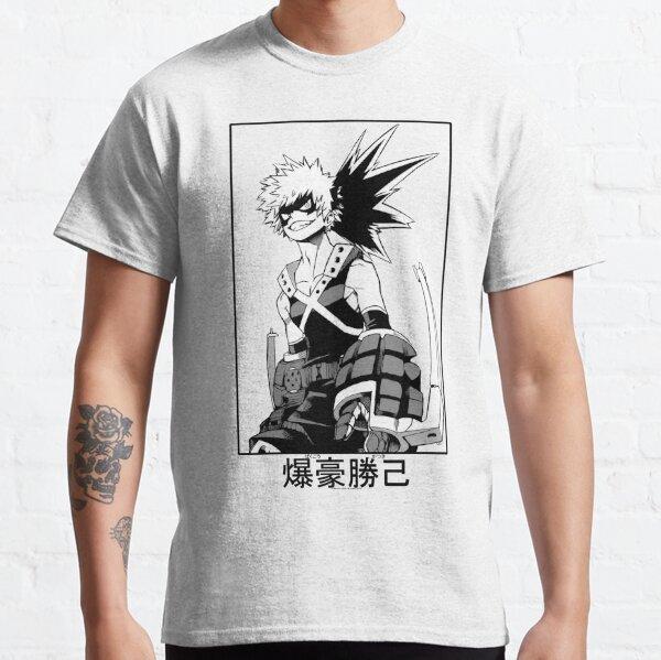 Katsuki Bakugo Classic T-Shirt