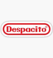 Nintendo Despacito Sticker Sticker