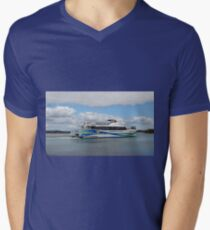 amaroo cruises 01 Men's V-Neck T-Shirt
