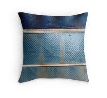 Broken Windows, Rusted Pipes x1 Throw Pillow