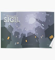 Greetings from Sigil Poster
