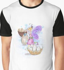 Elisa The Easter Fairy Graphic T-Shirt