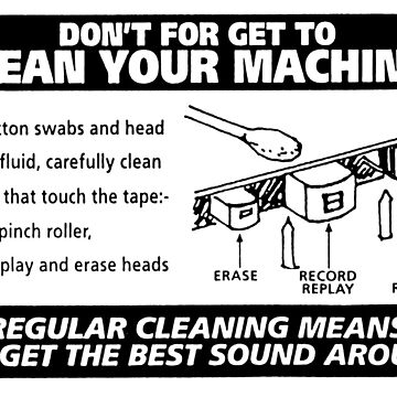 Clean Your Machine! by thomasesmith