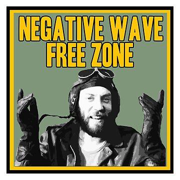 Sgt Oddball Negative Wave Free Zone by INFIDEL