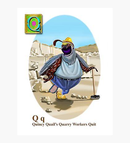 Quincy Photographic Print