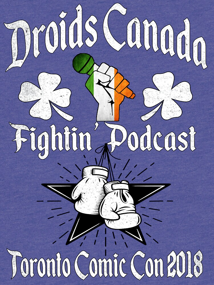 Droids Podcast Fight' Podcast MTCC by DroidsCanada