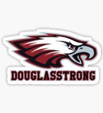 Douglas Strong Sticker