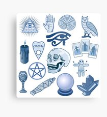 OCCULT  Metal Print