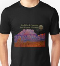 Red Rock Canyon Unisex T-Shirt