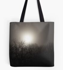 Sunrise Over Bayberry Drive Tote Bag