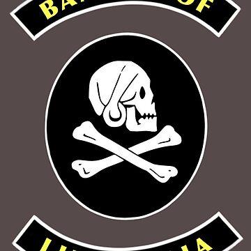 Bandits of Libertalia by retr0babe