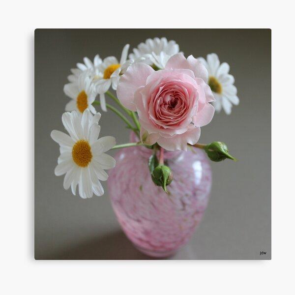 mini vase Canvas Print