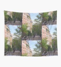 The Stairs to Montmartre Wall Tapestry