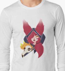 League of Legends - Xayah Long Sleeve T-Shirt