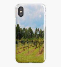 Vineyard iPhone Case