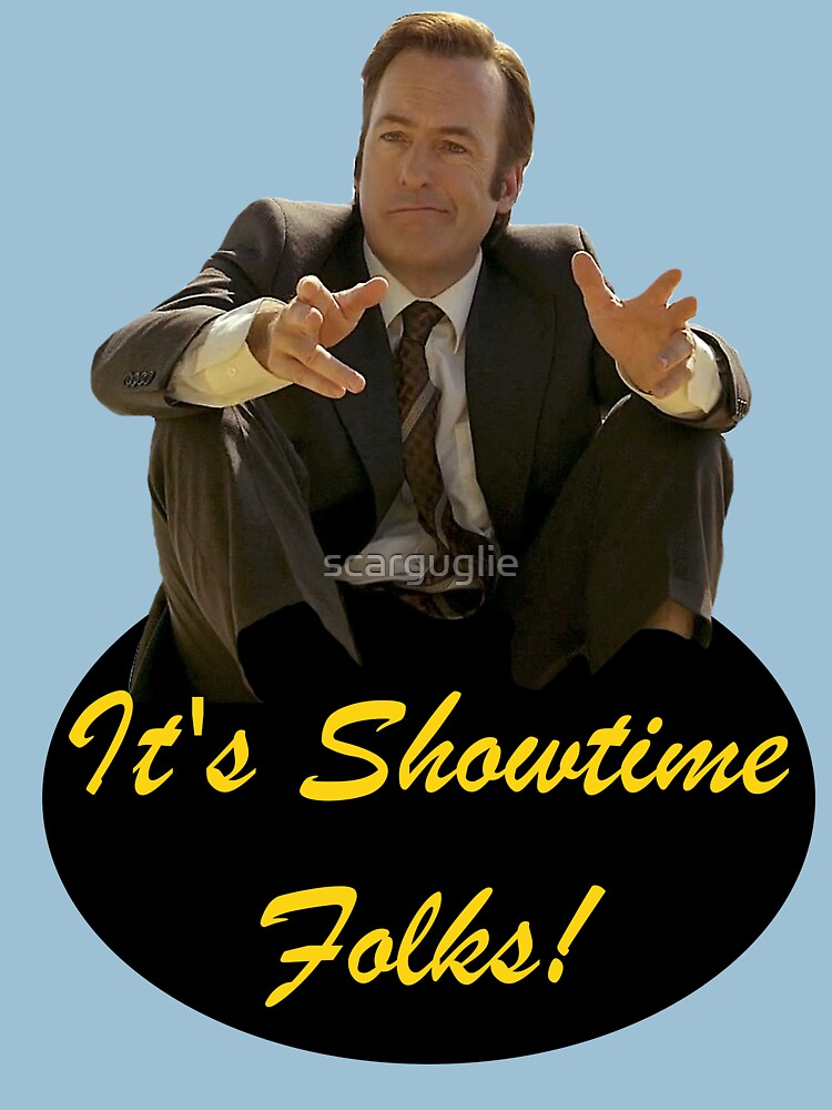 It's Showtime Folks! by scarguglie