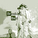 Breaking Bad Walter And Jesse by aartmoore