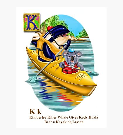 Kimberley and Kody Photographic Print