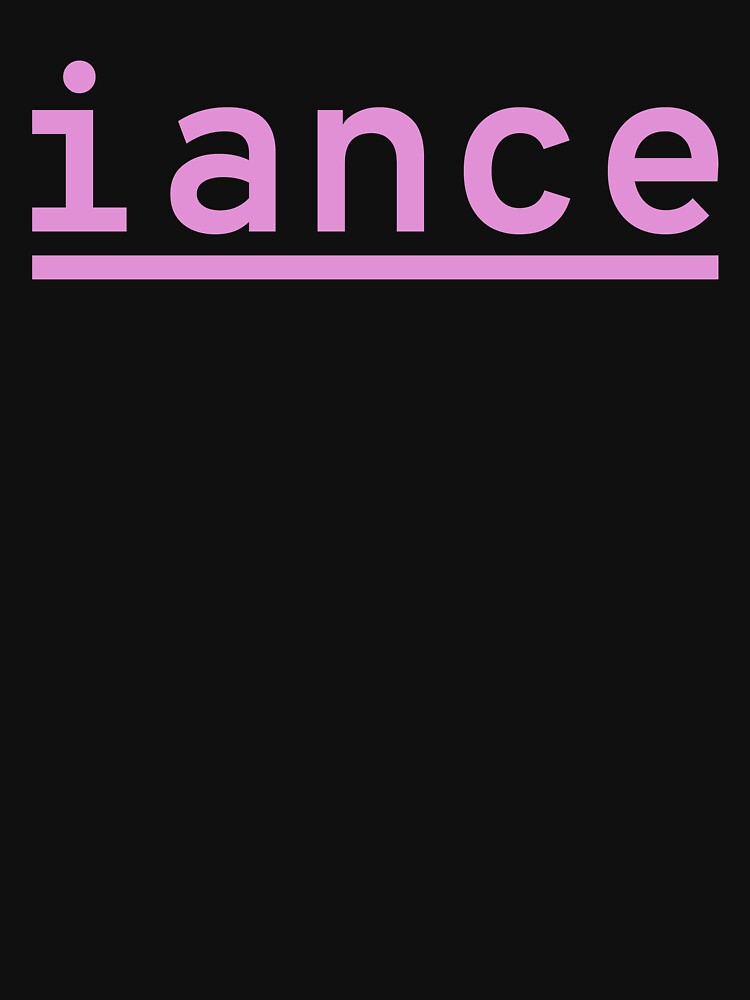 iance (general logo) by jacknjellify