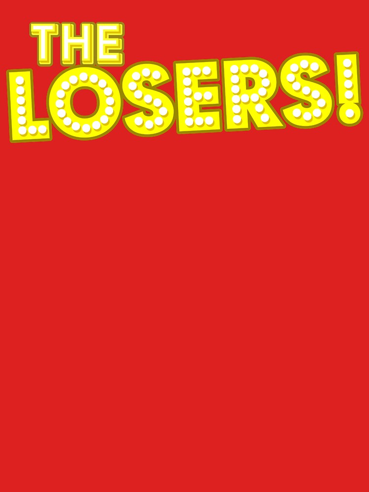 The Losers! (general logo) by jacknjellify