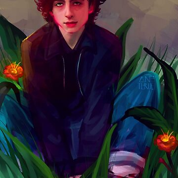 Timothee Chalamet by cobrachampagne