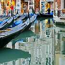 Life in Venice by Harry Oldmeadow
