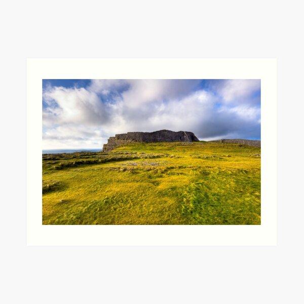 Last Refuge - Aran Island Ruins Art Print
