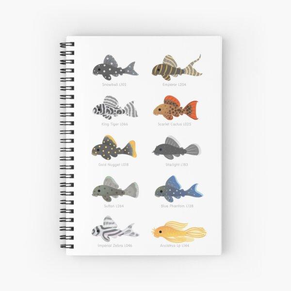 Pleco! Spiral Notebook
