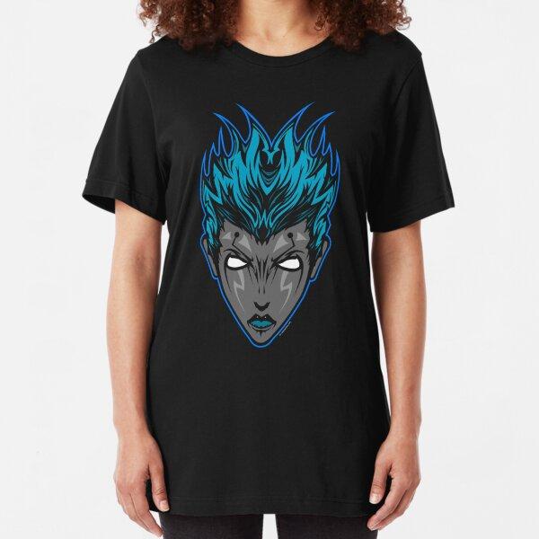 neXtGen (TRace ON , Trace off remix) Slim Fit T-Shirt