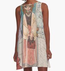 Emma Woodhouse A-Line Dress