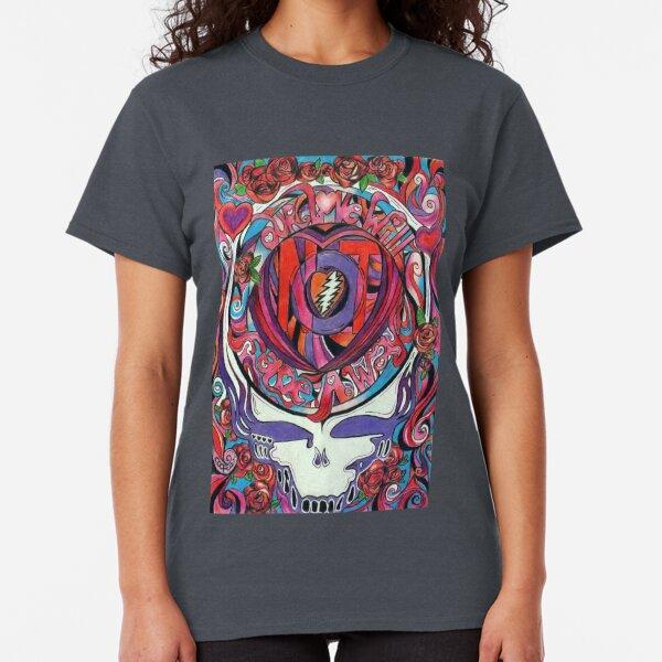 N0T FADE AWAY (~);} Classic T-Shirt