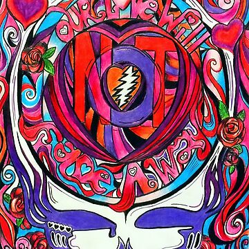 N0T FADE AWAY (~);} by DharmaDog215