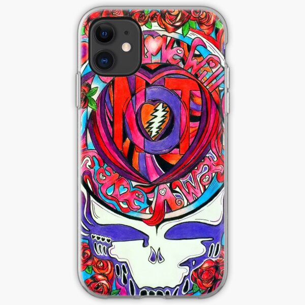 N0T FADE AWAY (~);} iPhone Soft Case