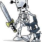 Bark n Bone Comic - Not a leg to stand on by Craig Bruyn